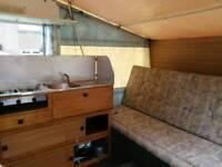 Dandy designer 5 berth trailer tent