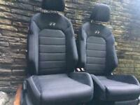 Vw golf mk7 R seats 2014+
