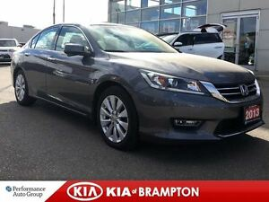 2013 Honda Accord Sedan EX-L V6 LEATHER SUNROOF LOADED ONE OWNER