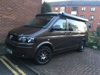 2012 VW T5 Sussex Campervan Conversion 24,350 miles ONLY cruise control and many extras