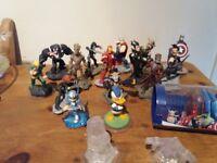 Disney Infinity and Skylander Giants bundle including portal and game stones