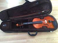 Student 3/4 size violin £40