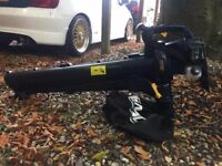 GMC HEAVY DUTY PETROL LEAF BLOWER FOR SALE+BRAND NEW CONDITION