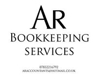 """Professional Bookkeeping services from £15 per hour by """"Qualified accountant"""""""