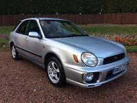 2003 Subaru Impreza GX AWD Estate 4x4 4 wheel drive