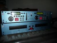 Mobile DJ - soundlab cdj2110 twin cd player