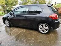 Toyota auris t180 perfect condition diesel car. Golf Leon audi