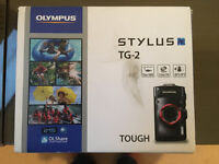 Olympus Stylus TG-2 waterproof camera