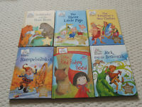 Set of 6 M&S First Readers Books