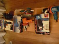 Power Tool job lot