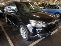 Honda crv 2.2 i-cdti 11mot panoramic roof leather seats bmw vw Mercedes seat 4x4 Recovery