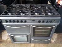 Countrychef 100cm, 8 burners gas cooker - FREE DELIVERY