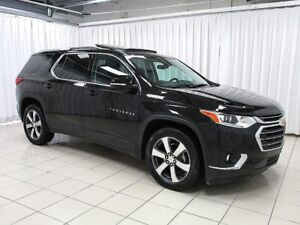 2018 Chevrolet Traverse TEST DRIVE TODAY!! LT AWD SUV 7PASS w/ H