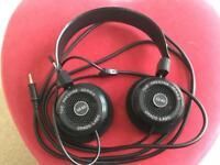 Grado labs sr80 headphones.