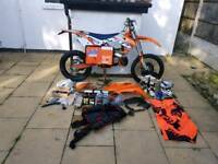 Ktm exc 250 2015 factory edition road legal