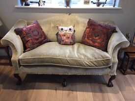 Beautiful two seater sofa, perfect condition