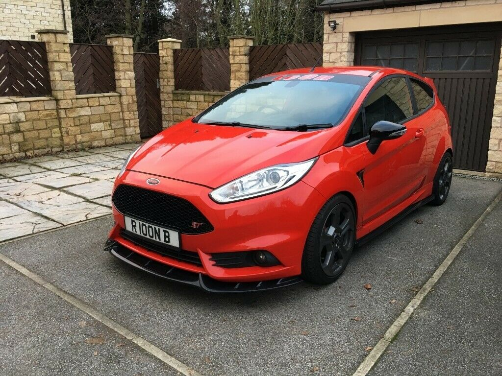 fiesta ford modified st3 st hatch collins ended ad