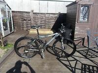 Trek Fuel EX 8 full-suspension mountain bike (circa 2006)