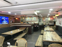 Dynamic Restaurant & Takeway Staff Required - Marylebone Area