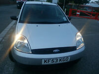 ((very reliable)) 53 reg FIESTA ,5 door ,drives as good as any car