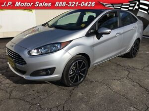 2015 Ford Fiesta SE, Automatic, Heated Seats, Only 6,000km