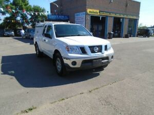 2012 Nissan Frontier King Cab 2WD