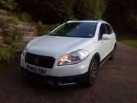 Suzuki SX4 S-Cross SZ-T in super condition, still under warranty, won't let you down