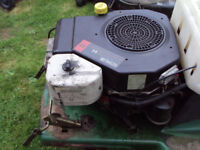 Kohler Command 14 HP engine - John Deere ride on mower engine