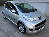 Stunning 2010 60 Peugeot 106 1.0Urban 3Dr **2 Owners+Full History+1 Years Mot+Only £20 Tax**