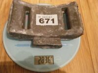 Diving Equipment. Lead Weights large