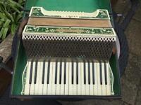 Hohner Verdi I piano accordion