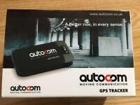 Autocom motorcycle GPS tracker