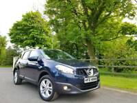 2011 NISSAN QASHQAI +2 DCI ACENTA FINANCE FROM ONLY £191 PER MONTH WITH NO DEPOSIT !!!