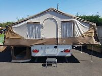 WANTED folding campers - Pennine or Conway 2004 to 2009