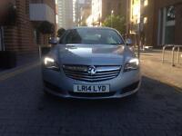 2014 (14) Vauxhall Insignia 2.0 CDTi TechLine, 27000miles, 1 Owner, Full Service History, SatNav