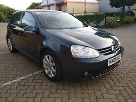 VW GOLF 2.0 TDI DSG 5D AUTO CAMBELT AND WATERPUMP DONE Only done 79900 miles!!!