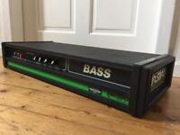 Carlsbro bass amp head