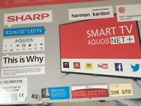 "32"" Sharp Smart TV (SOLD)"