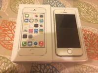 IPHONE 5S GOLD BOXED