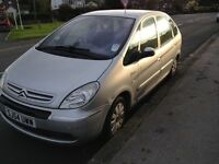 Citroen Xsara Picasso - great family car at a bargain price of £375