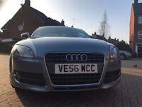 Audi TT 2.0 | Full Service History, 2 Former Keepers, Bluetooth & Sat-Nav