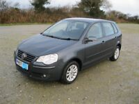 VW Polo , 1.2 , 5dr , Very Low Mileage Only 30,000 !!!! Perfect First Car or Family Runabout .