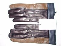 Paul Smith Mens Cashmere Lined Ltd Edition Leather Gloves