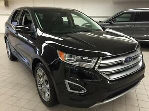 2015 FORD EDGE TITANIUM AWD,  NAVIGATION