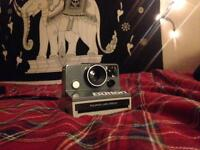 1980 Polaroid Land Camera (The Button)