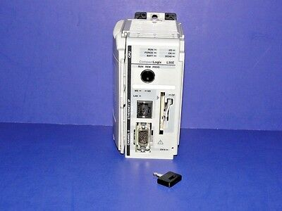 Allen Bradley 1769-l35e Series B Compactlogix Controller Processor With Key