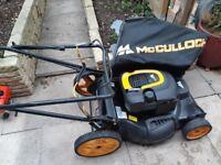 McCulloch Petrol Lawn Mower