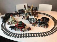 Huge Lego Disney The Lone Ranger Train collection