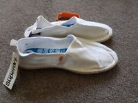 Superdry espadrilles white size 10. Brand new with tags *can post*