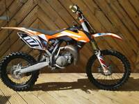 Ktm Sx 85 big wheel